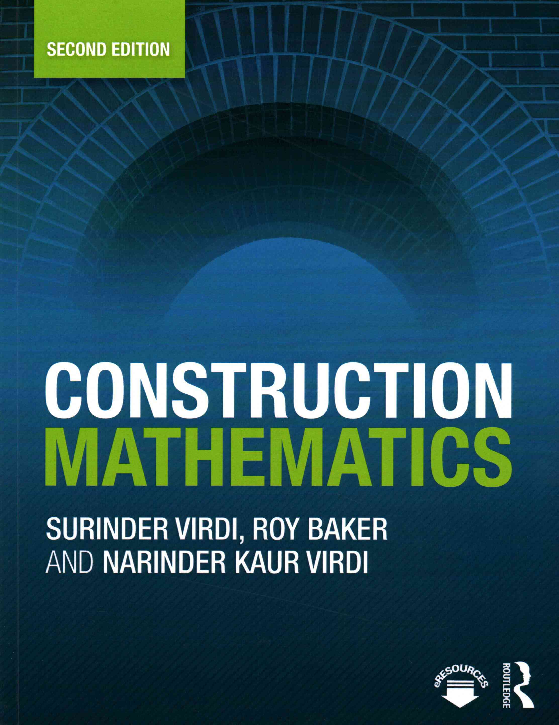 Construction Mathematics By Virdi, Surinder/ Baker, Roy/ Virdi, Narinder Kaur