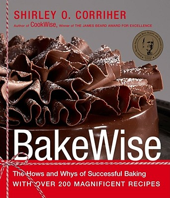 BakeWise By Corriher, Shirley O.